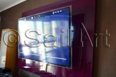 Möbel nach Maß lackiert Panel-TV Berlin Brandenburg